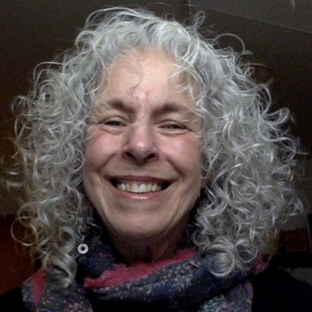 """Mikki Aronoff is a New Mexico poet who worked many years in pediatric and adult hematology-oncology as a patient services manager and with creative arts therapies. Now retired, her passions are playing with words and advocating for animals. Her poem  """"I Was Satisfied with Silence """" appeared in the Fall 2017  Intima: A Journal of Narrative Medicine."""