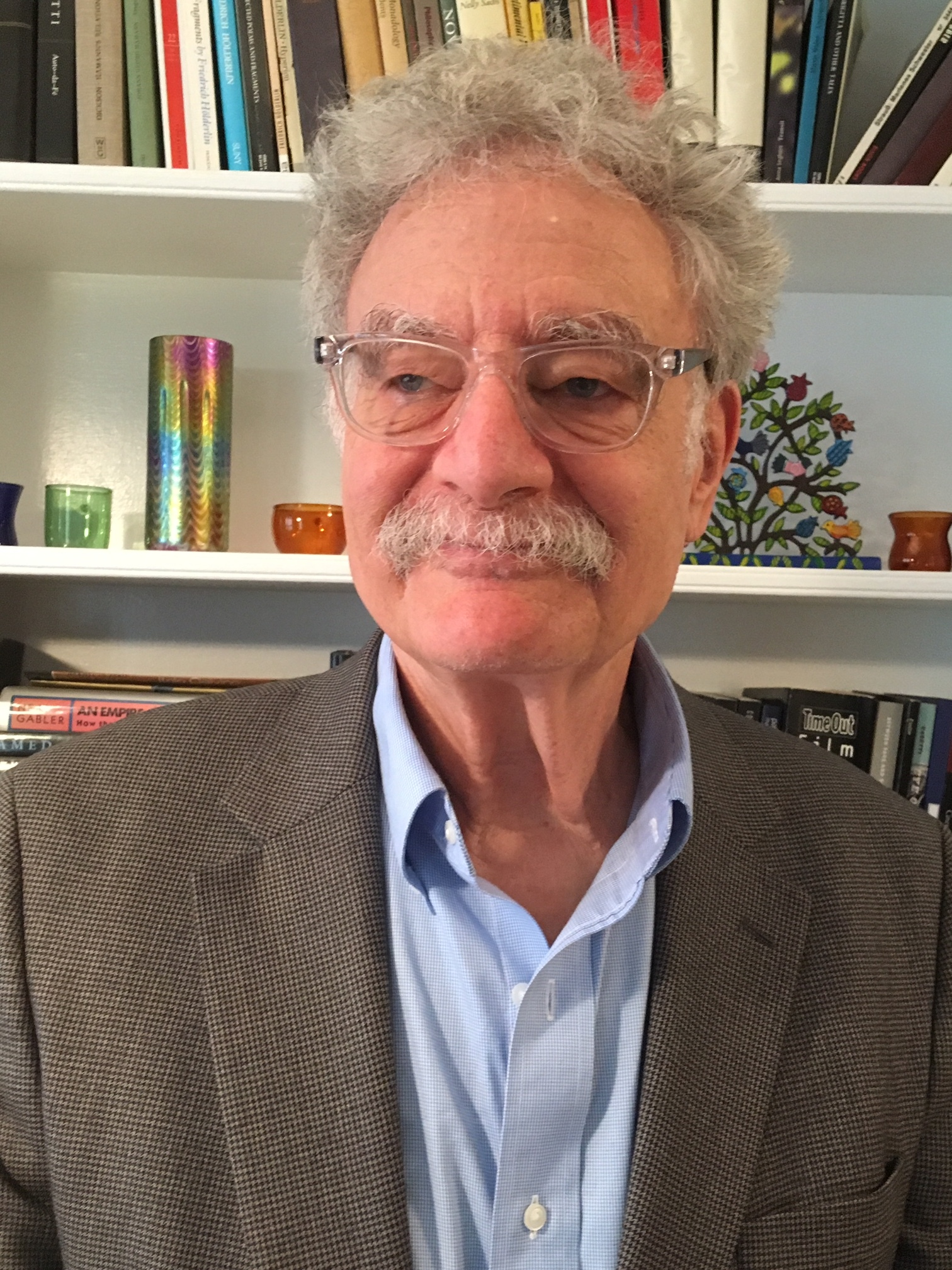 "Henry Sussman received his PhD in Comparative Literature from Johns Hopkins University in 1975 and taught Comparative and German Literatures at universities including Johns Hopkins, SUNY Buffalo, the Hebrew University of Jerusalem, Rutgers, and Yale. At Yale, he evolved a course in German fairy tales out of his interests in critical theory, philosophy, psychoanalysis and cybernetics.      ""Wisdom in the End: Folktales and Narrative Technique in End-of-Life Palliation""      by Sussman and co-author Jeffrey Newman appears in the Spring 2019 Intima: A Journal of Narrative Medicine."