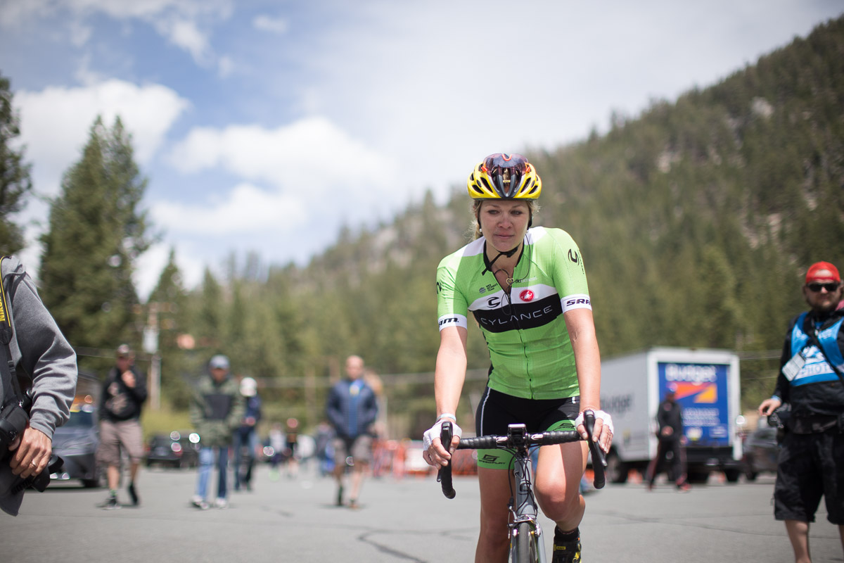 Alison Tetrick Strong Showing in U.S. National Time Trial Championships