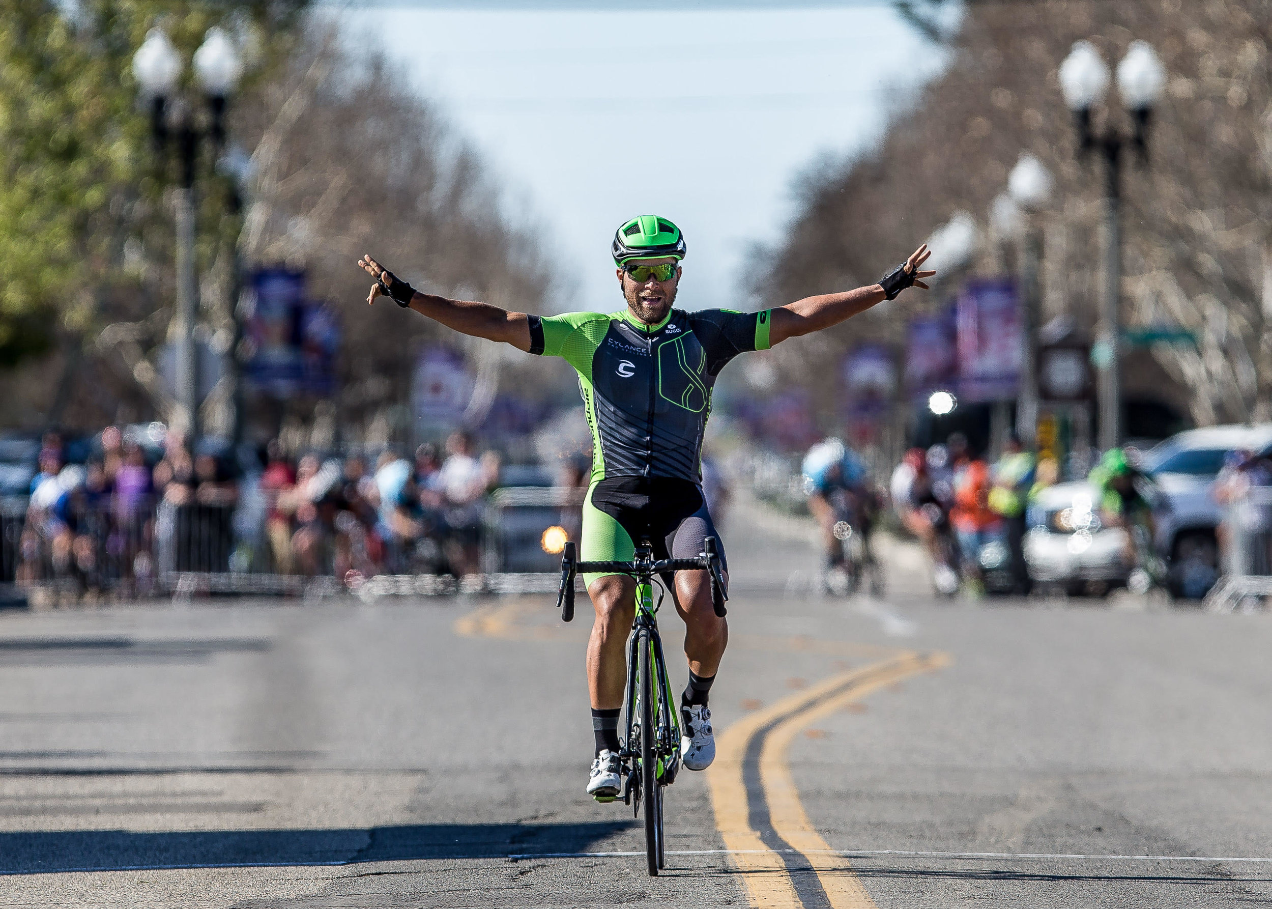 Eric Marcotte wins Stage 3 of Tour de Murrieta | Photo: Dan Munson dmunsonphoto.com