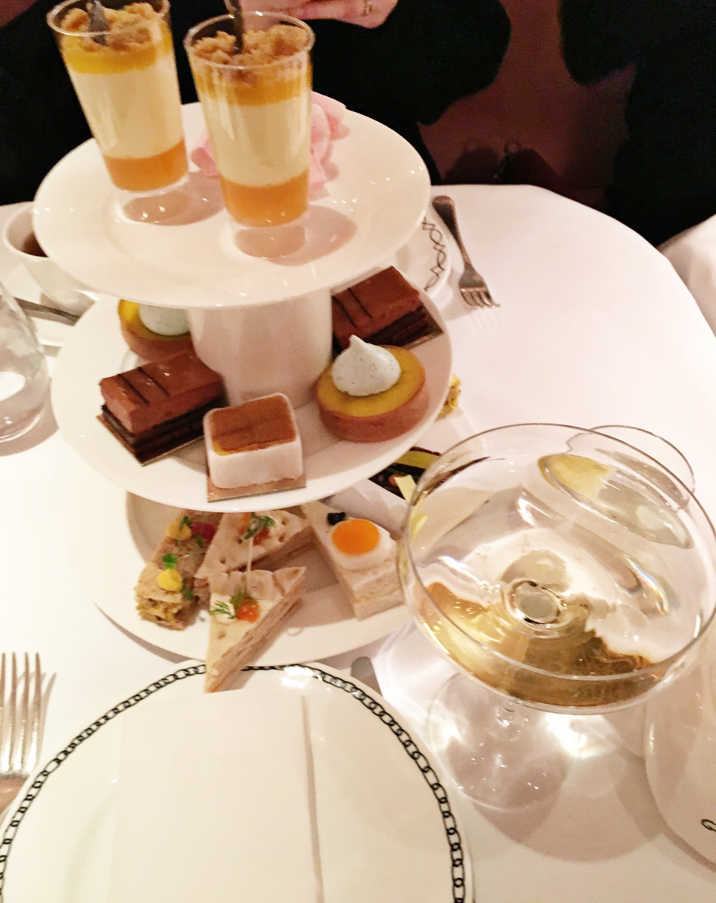 Sketch London Afternoon Tea