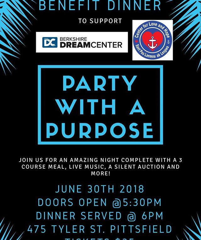 Join us for an unforgettable night as two amazing organizations come together to change lives!  Link for tickets in comments