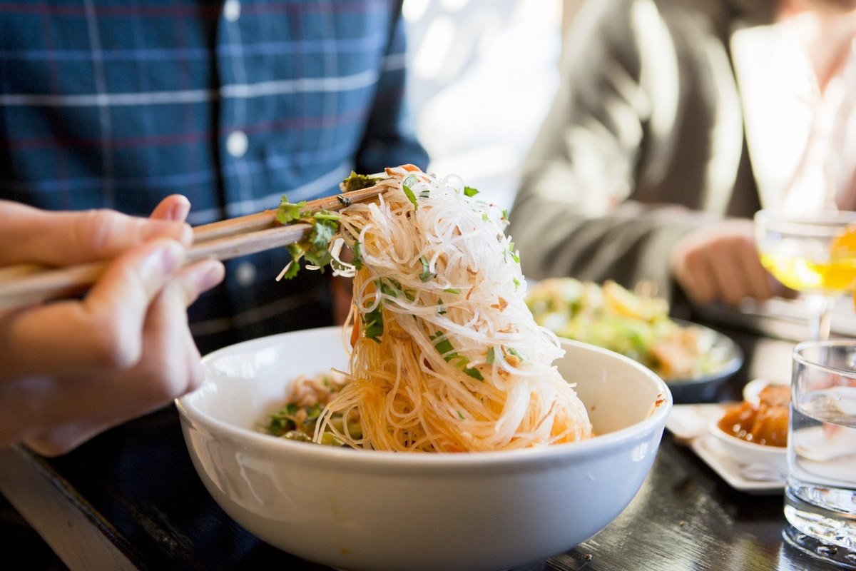The Glass Noodles