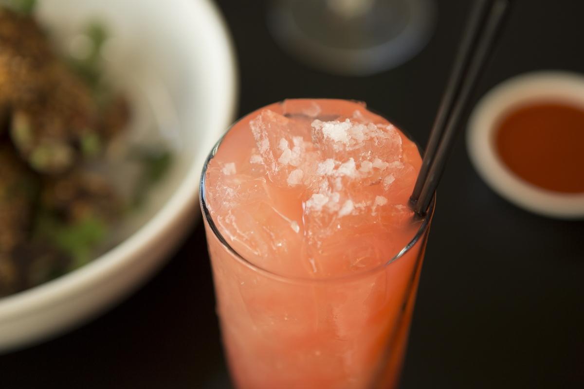 Chef's Reward Cocktail