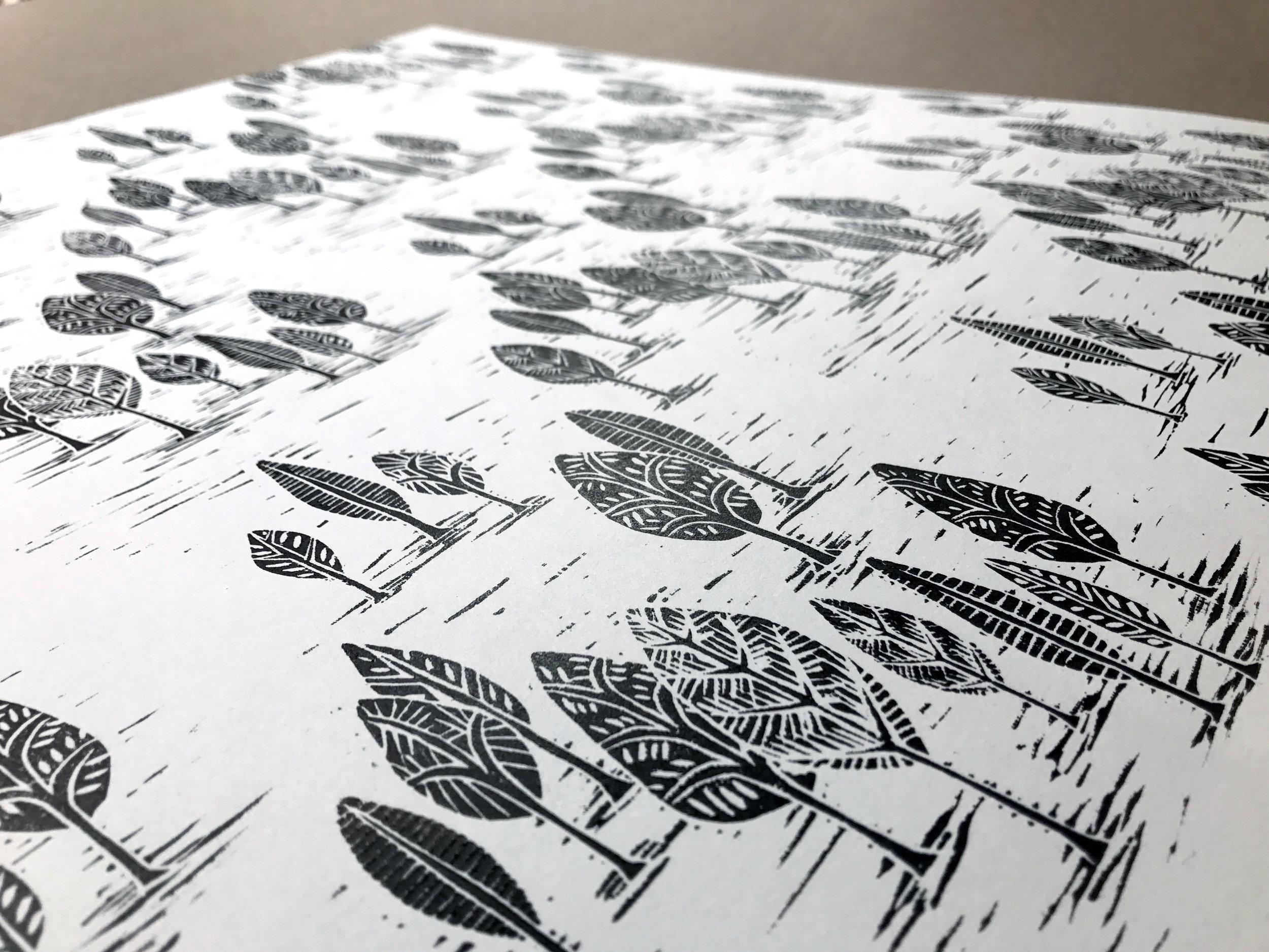 Pattern_in the trees_detail.JPG