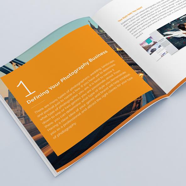 E-book Redesign