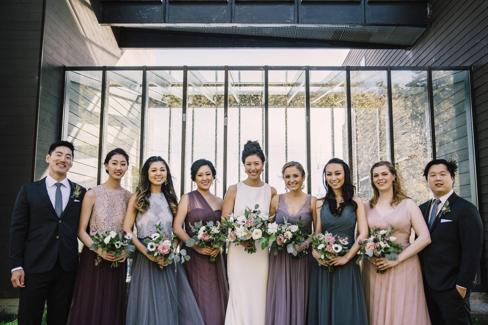 Venn Floral Bridal Bouquets | Photo by Lucille Lawrence