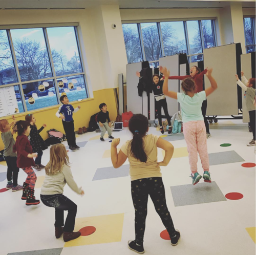 Hip Hop Dance - Wednesdays from 3:45-4:45pmFebruary 20 - April 10Grades K-3rd$150 for 10 weeks
