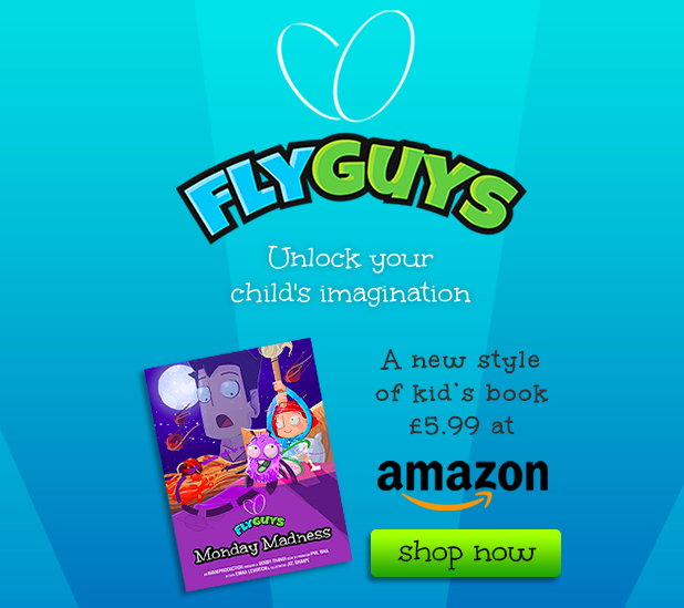 Click me to buy 'Fly Guys: Monday Madness'