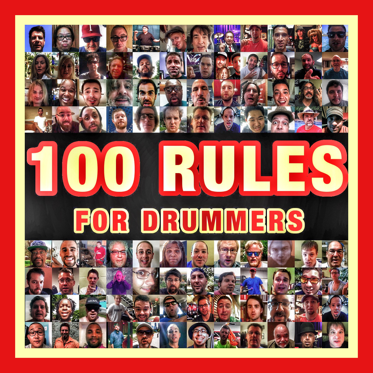 rules for drummers