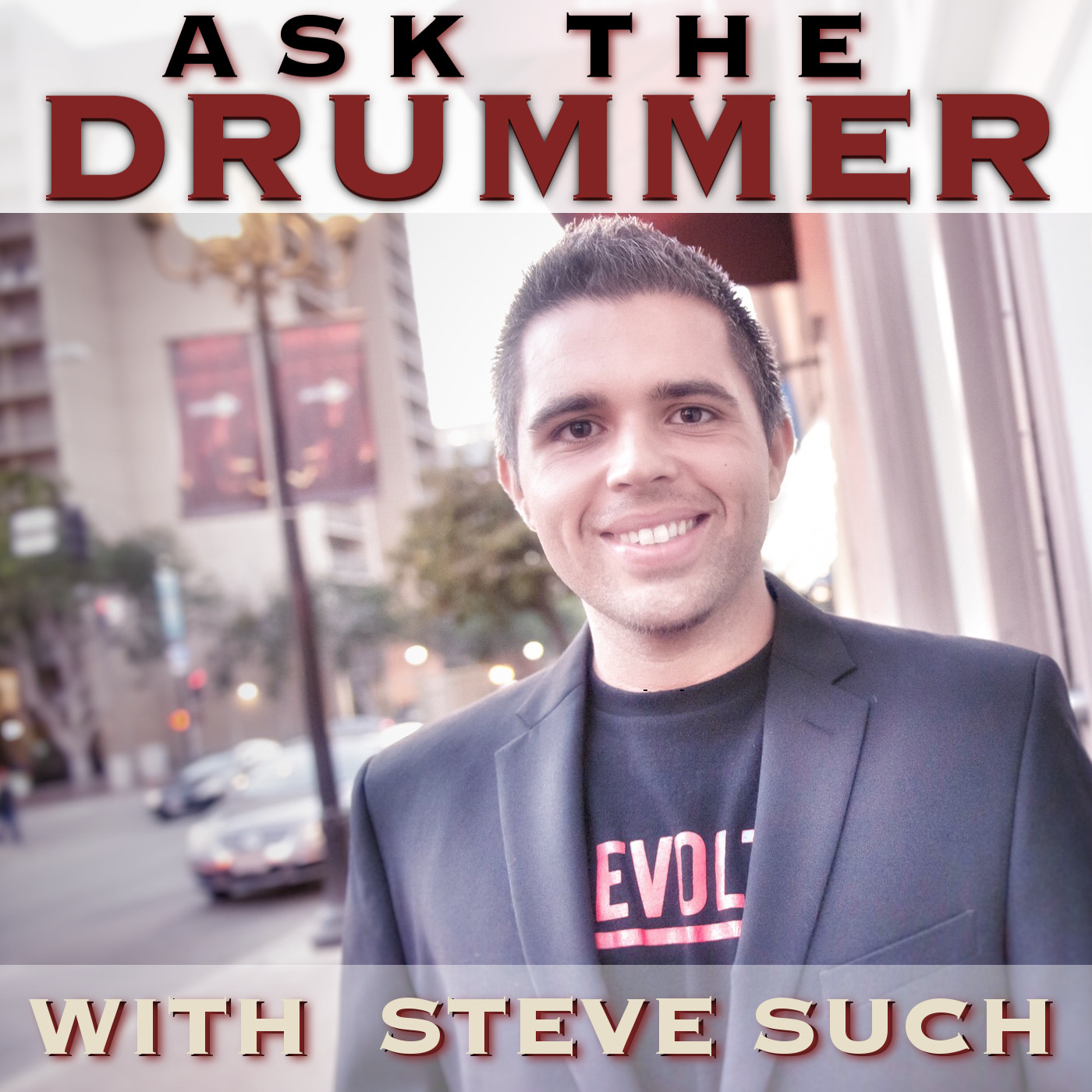 ask the drummer podcast steve such