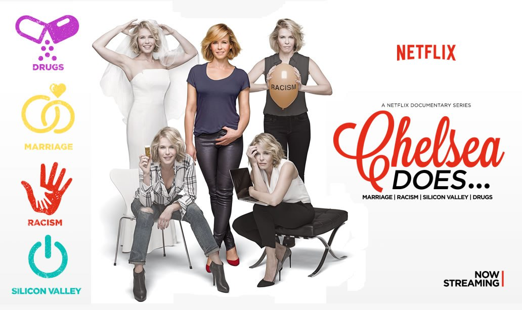 Chelsea Does... - Chelsea Handler Netflix