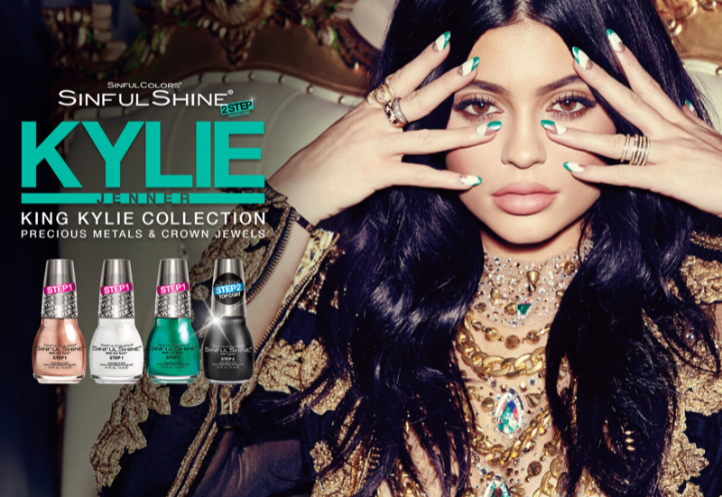 Sinful Colors - Kylie Jenner