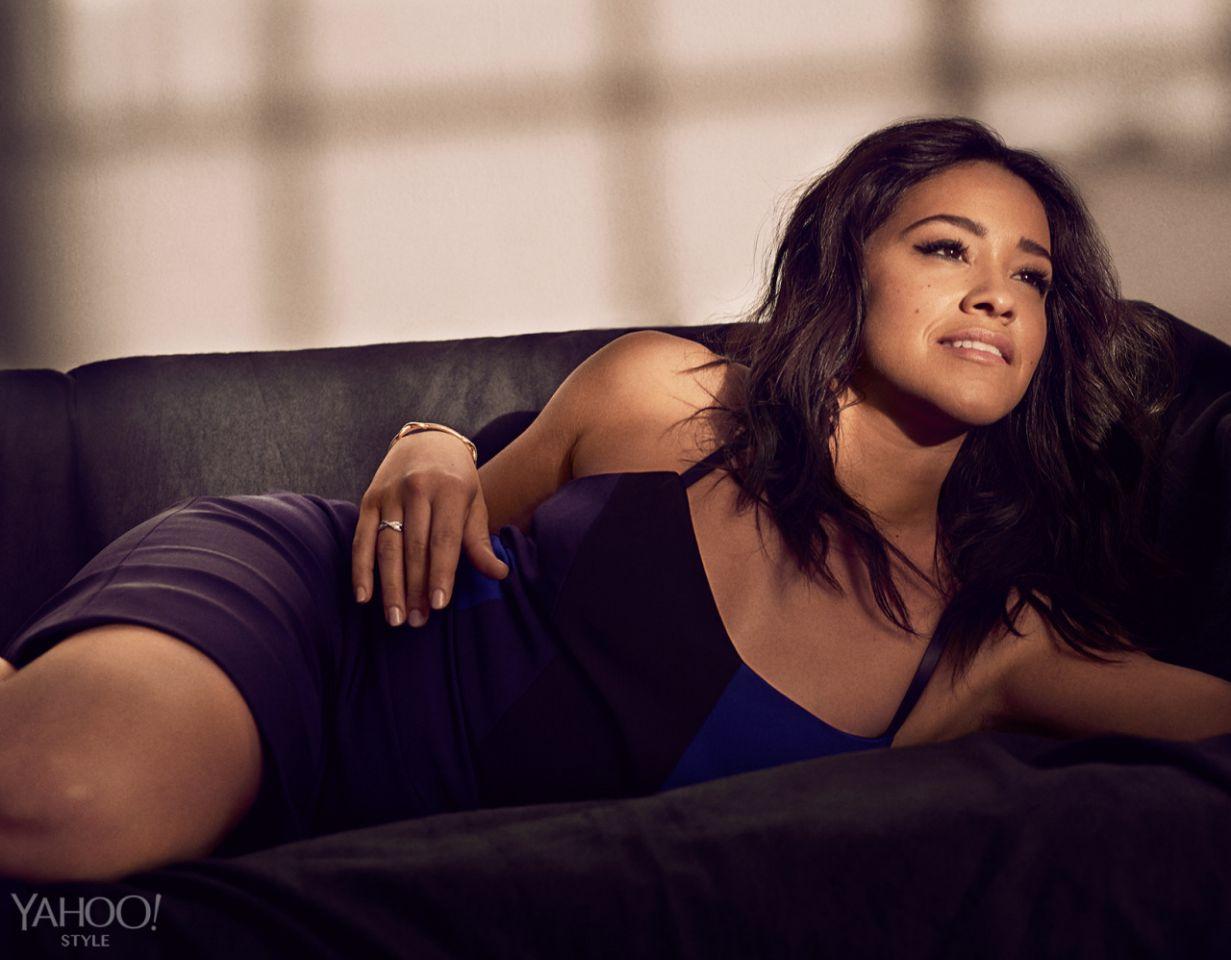 Yahoo Style - Gina Rodriguez