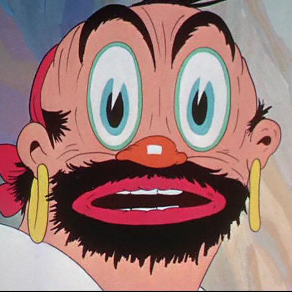 Popeye the Sailor meets Sinbad (video)