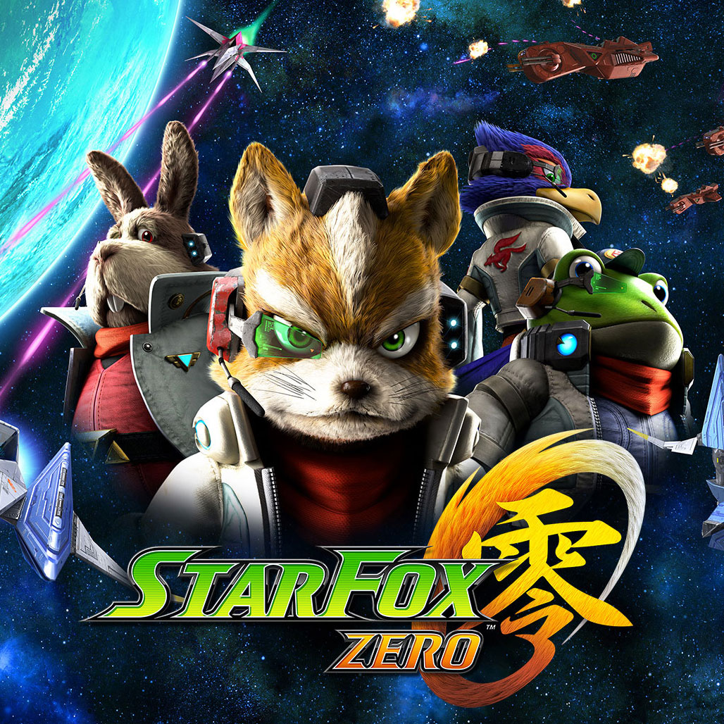 """Sorry to Jet, but I'm in a hurry to play Star Fox Zero!"""