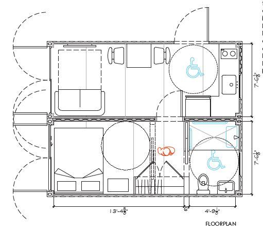 Temp to Perm Housing