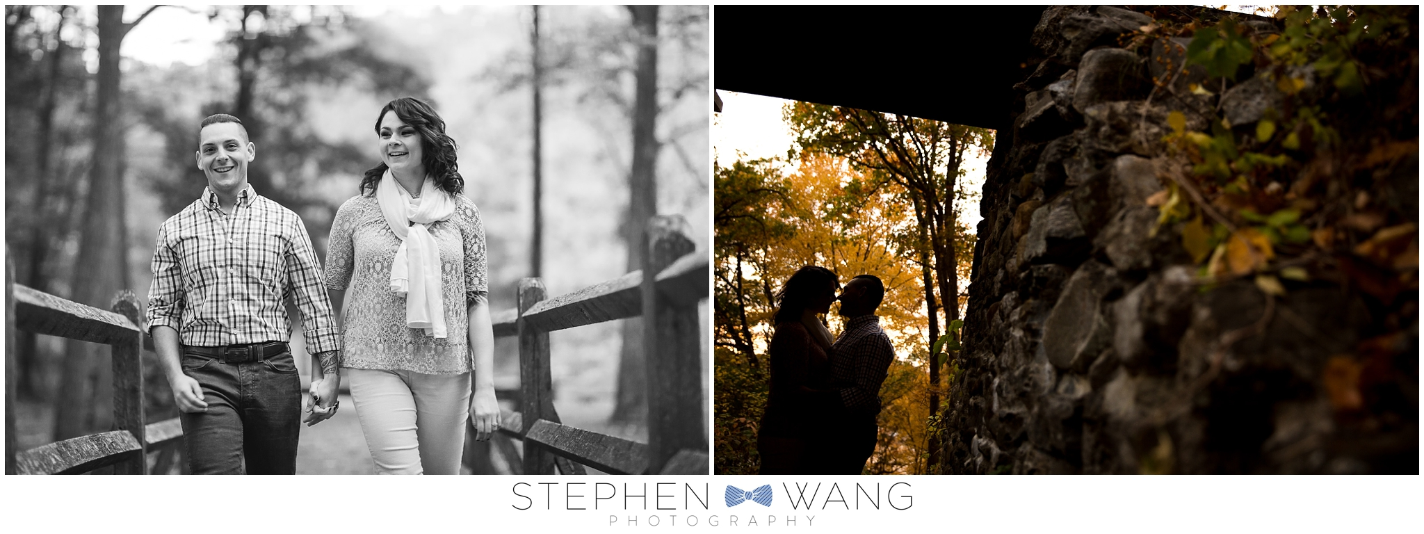 Stephen Wang Photography Connecticut Engagement Session photographer Gilette Castle Park East Haddam Deep River Town Hall Theater Autum Fall Foliage CT New Haven-11-05_0003.jpg