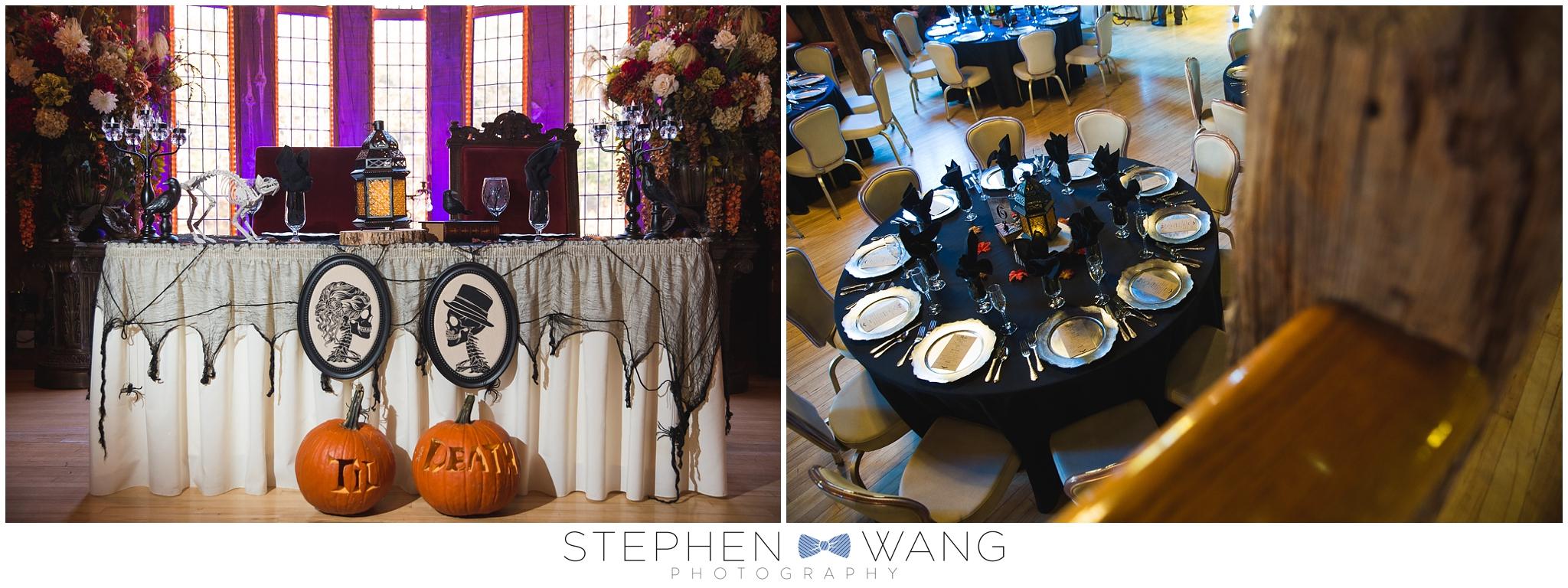 Stephen Wang Photography Wedding Connecticut CT Bill Miller's Castle Branford CT Halloween New England Wedding New Haven-12-02_0017.jpg
