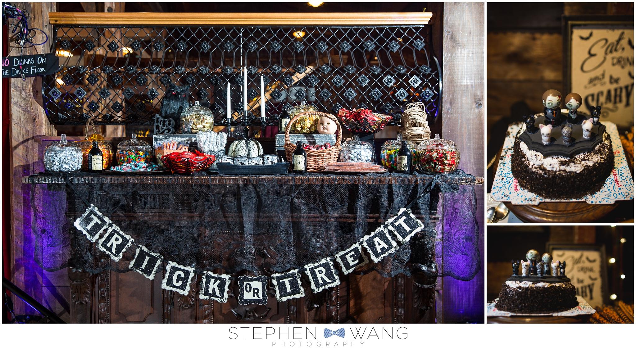 Stephen Wang Photography Wedding Connecticut CT Bill Miller's Castle Branford CT Halloween New England Wedding New Haven-12-02_0026.jpg