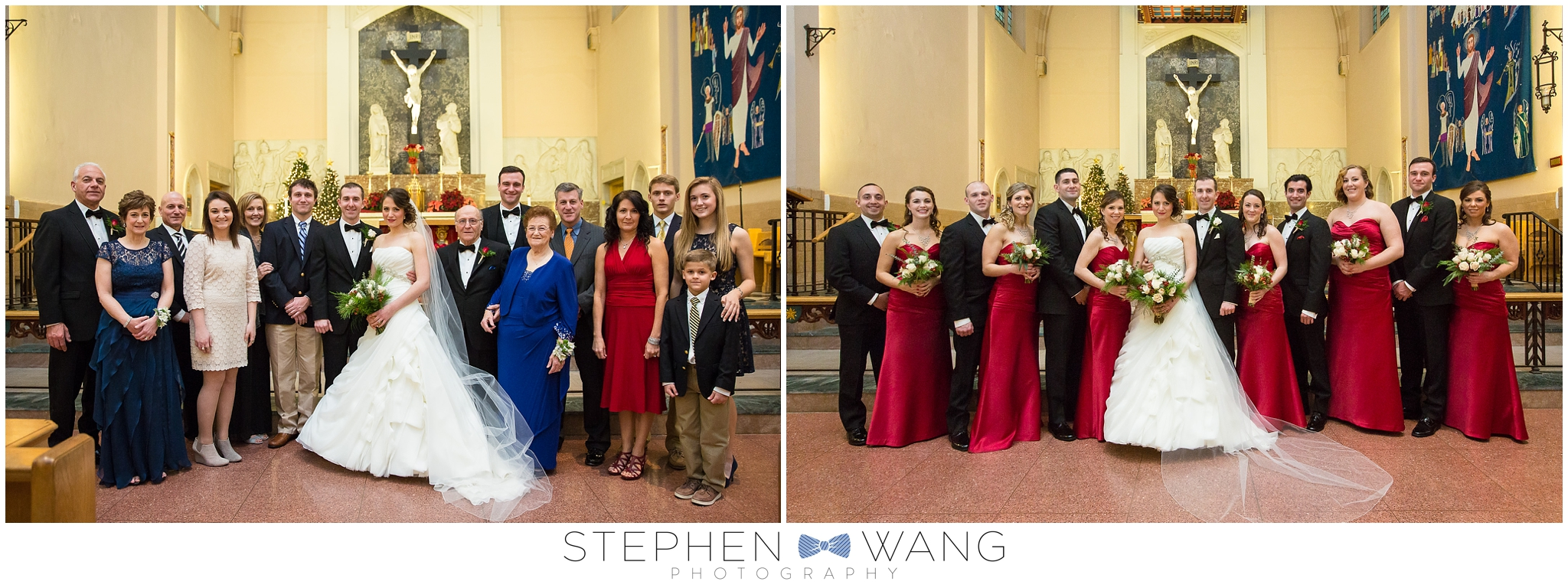 Stephen Wang Photography Wedding Photographer Connecticut CT Aquaturf Southington Winter Wedding Christmas Wedding Holiday Season-12-18_0012.jpg