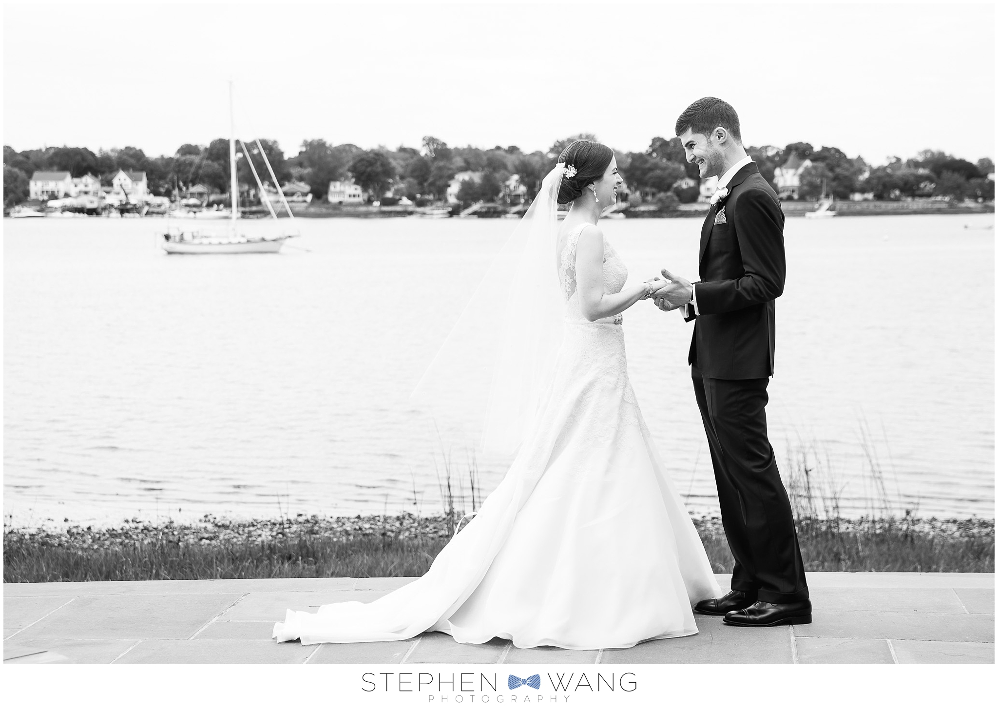 Stephen Wang Photography Shorehaven Norwalk CT Wedding Photographer connecticut shoreline shore haven - 12.jpg