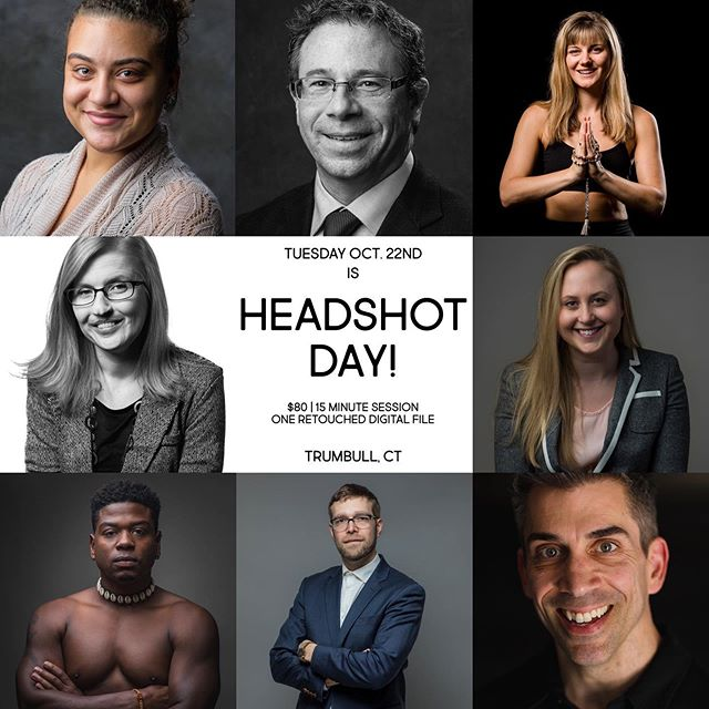 I'm teaming up with fellow photographer, JC Carley for a day of headshot specials!! Perfect for your website, LinkedIn, social media, or business cards - DM me for details or tag someone who might be interested!