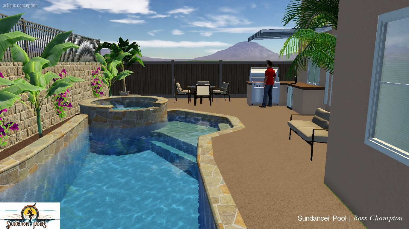 Large Pool Outdoor Kitchen and Eating_001.jpg