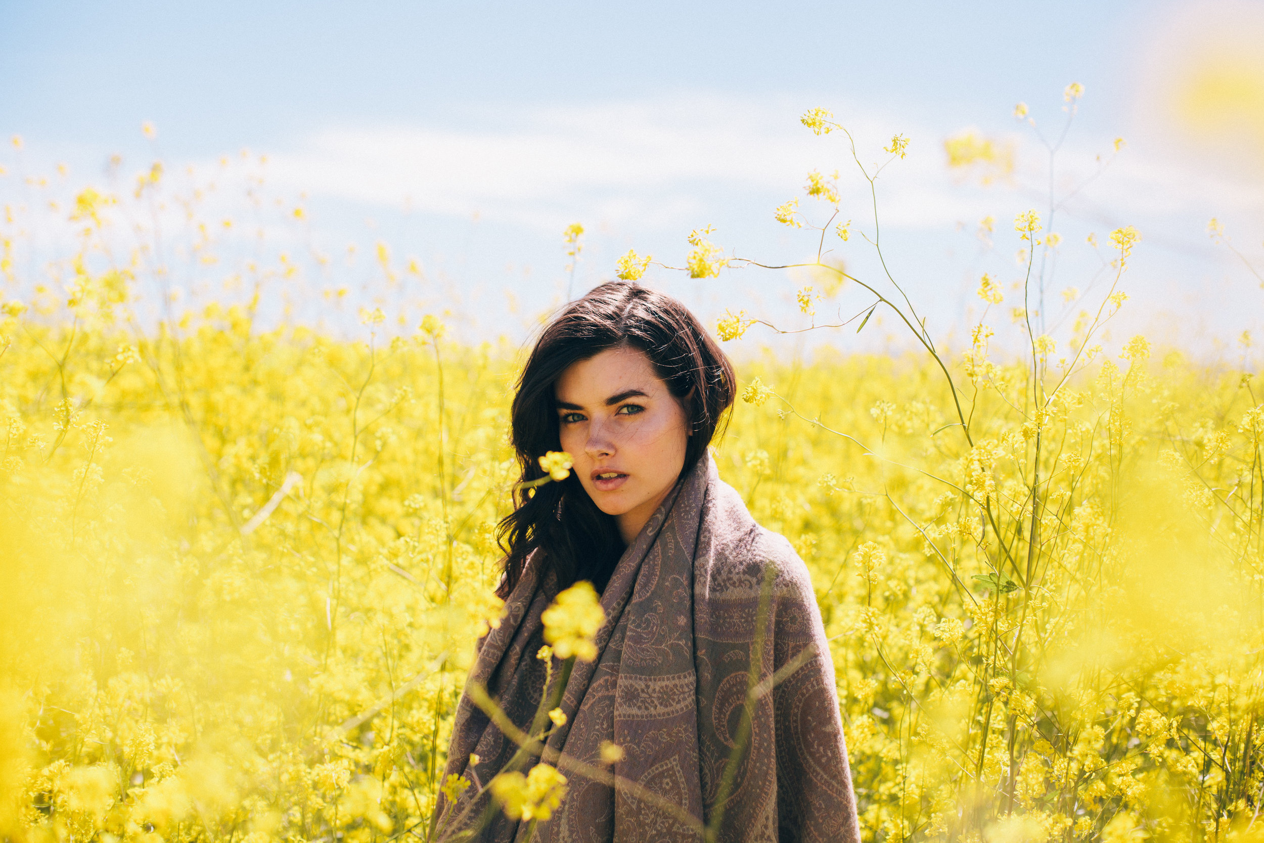 Kyra Nickel ( @kyranickel ) by Cole Kiburz ( @coleplay ).