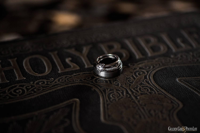 wedding ring details kiana lodge bainbridge island pnw wedding photographer photo