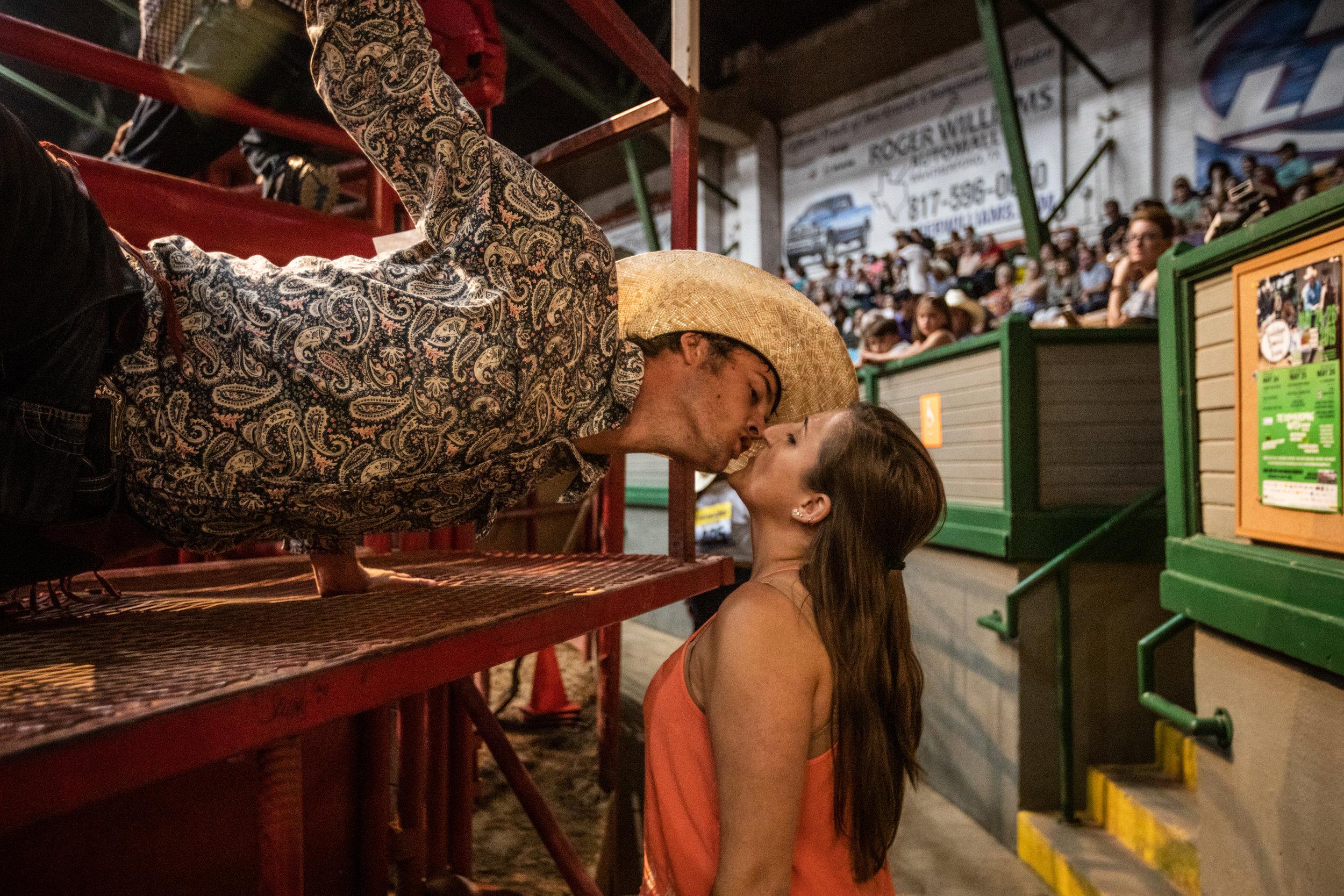 Fort Worth Stockyards Rodeo