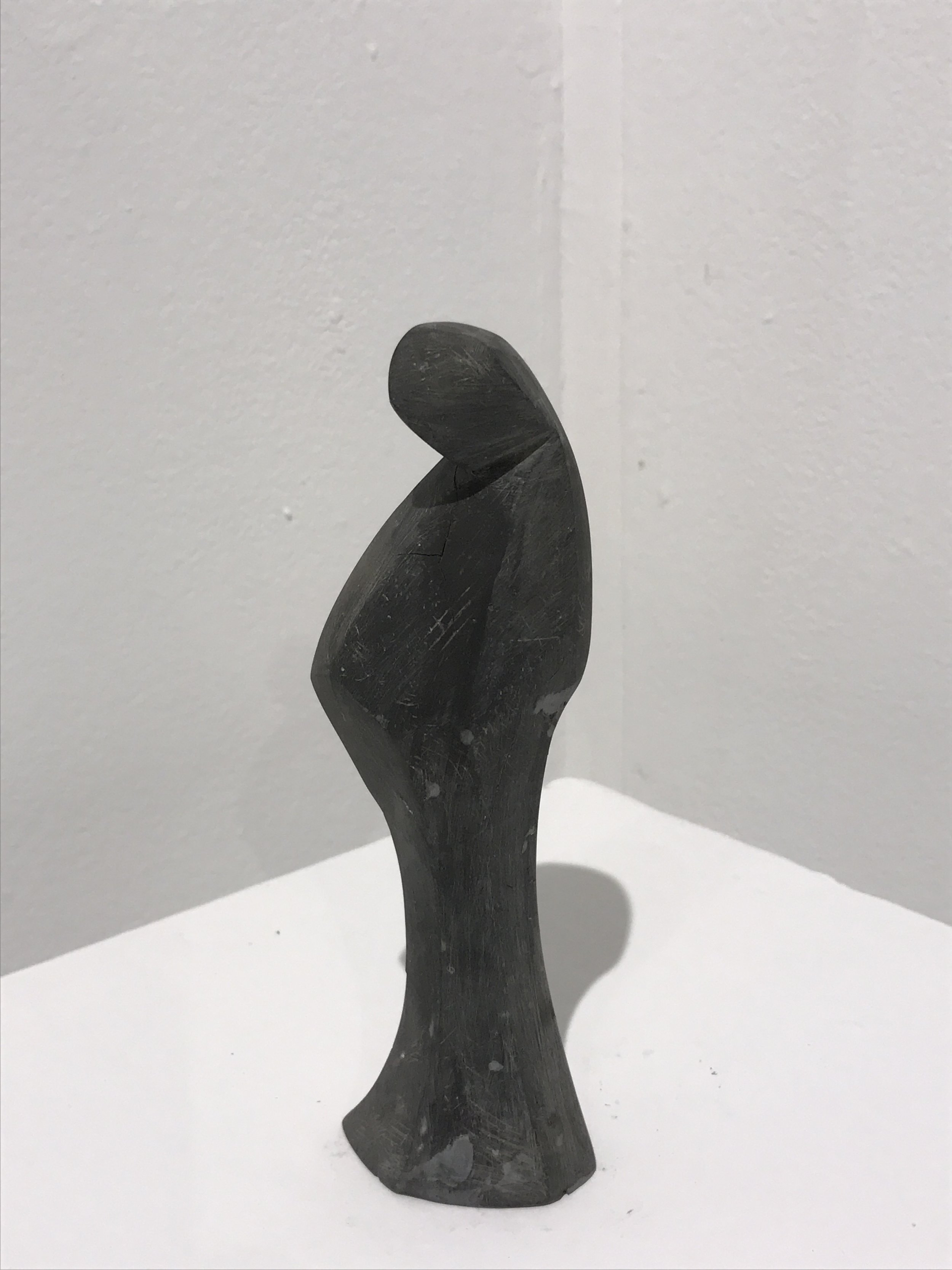 Resin Woman by Joyce Johnson