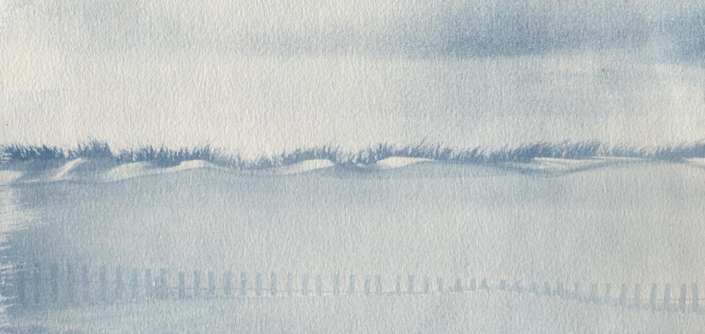 Waves of Sand by Rebecca Bruyn