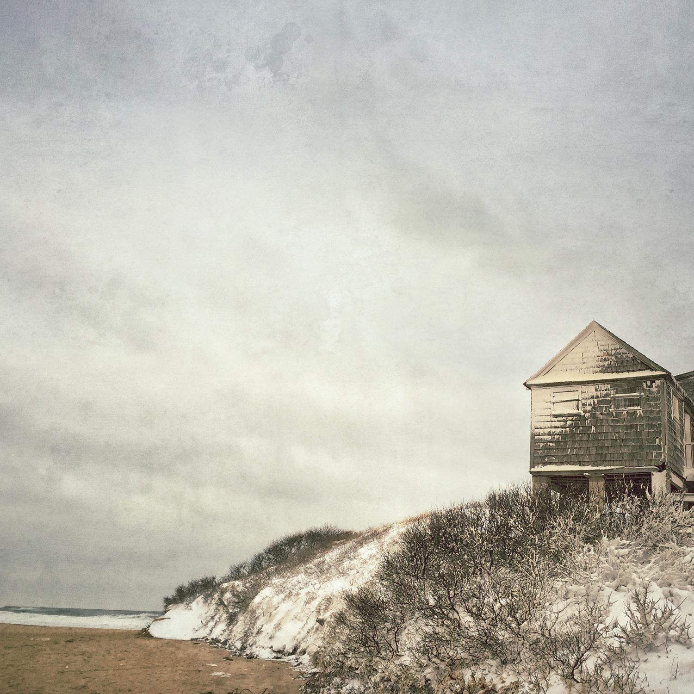 Winter Washover by Rebecca Bruyn