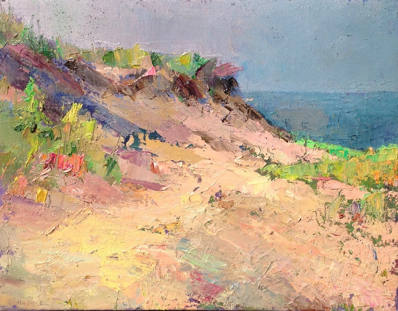 Dunescape,  Larry Horowiz