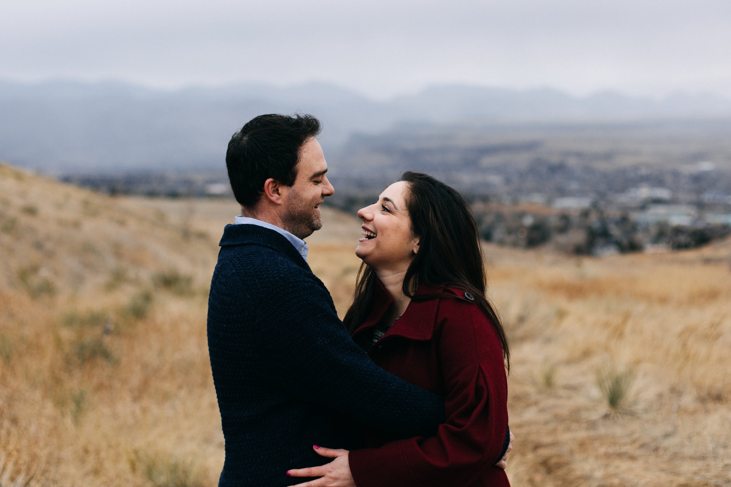 NASIEM + MATT | GREEN MOUNTAIN ENGAGEMENT