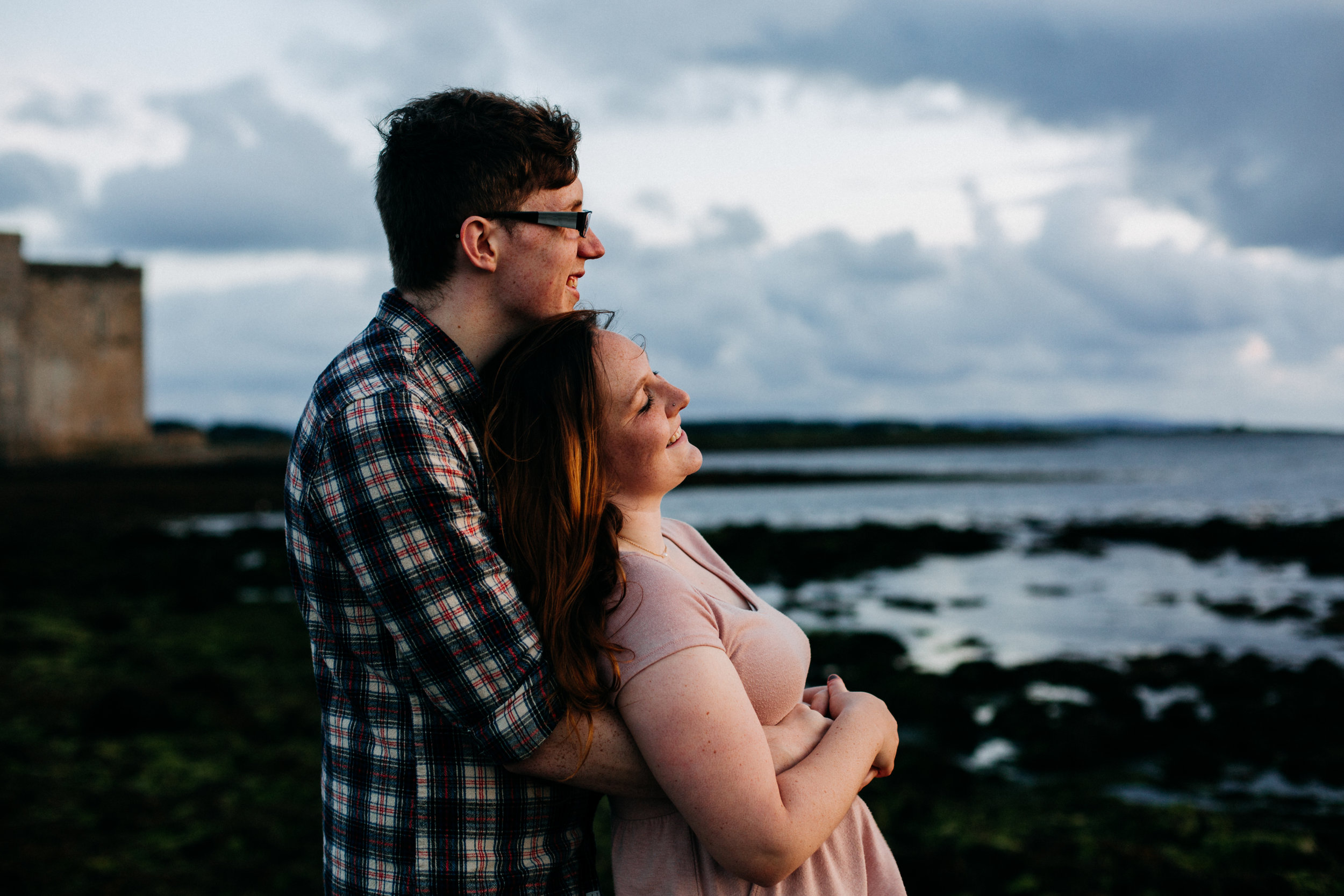 LAUREN + JACK | IRELAND ADVENTURE SESSION