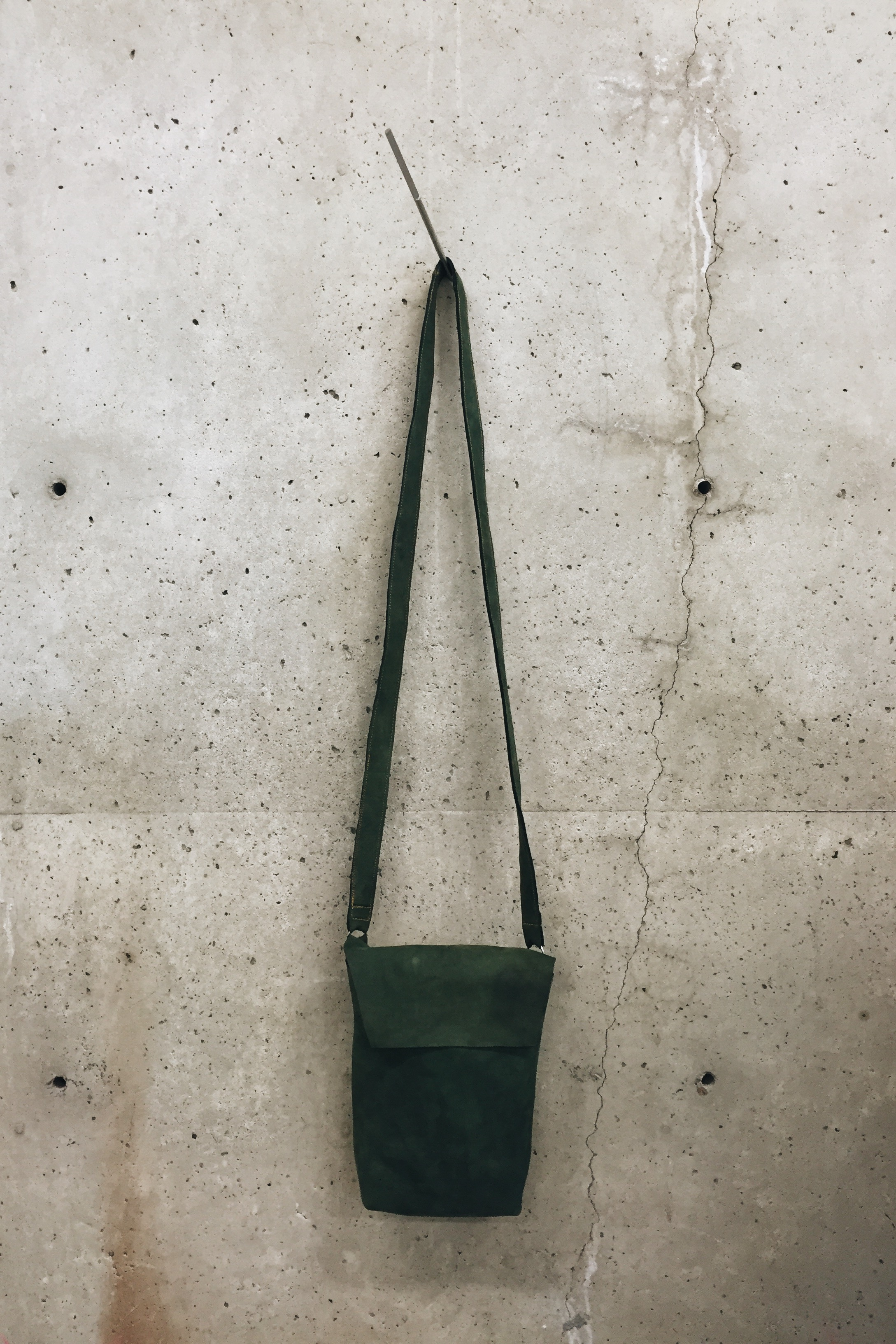 Rectangular green bag (1).JPG