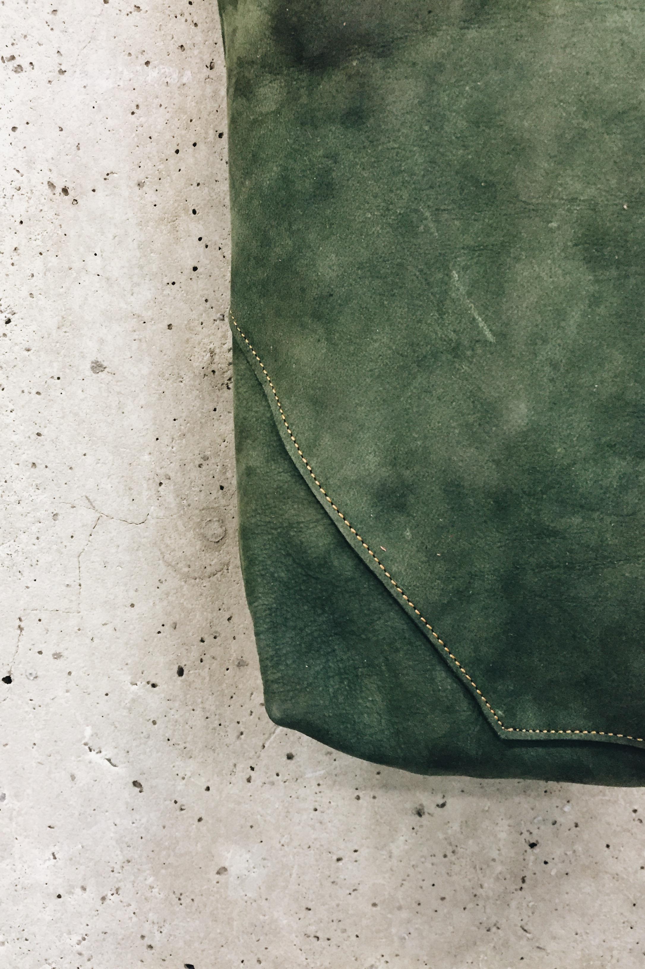 Rectangular green bag (2).JPG