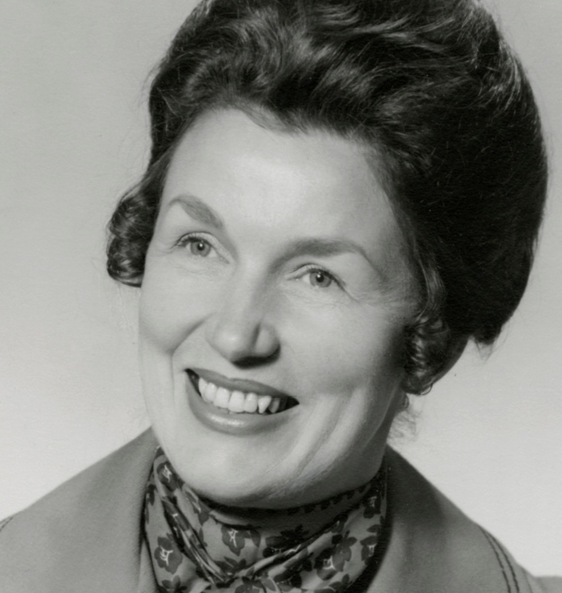 Margaret Montgomery - President 1974-1976