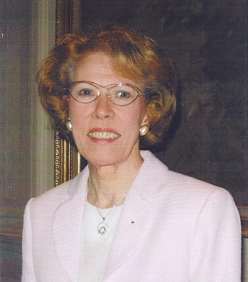 Shirley Allen - President 2009-2012