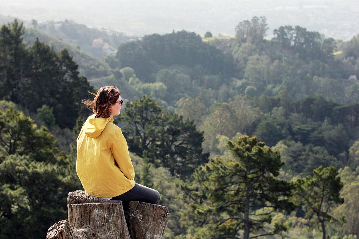 Grizzly Peak, Berkeley, California