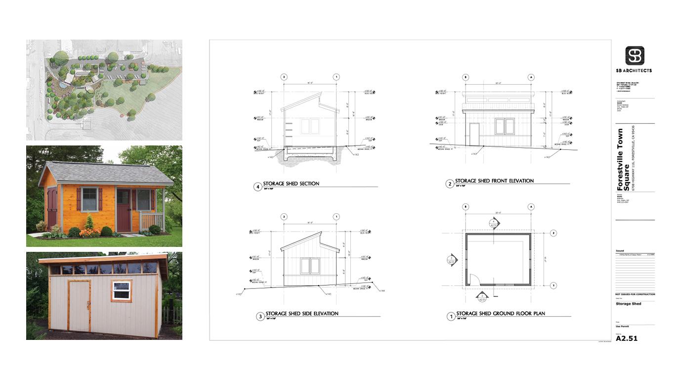 Master Plan by LandDesign