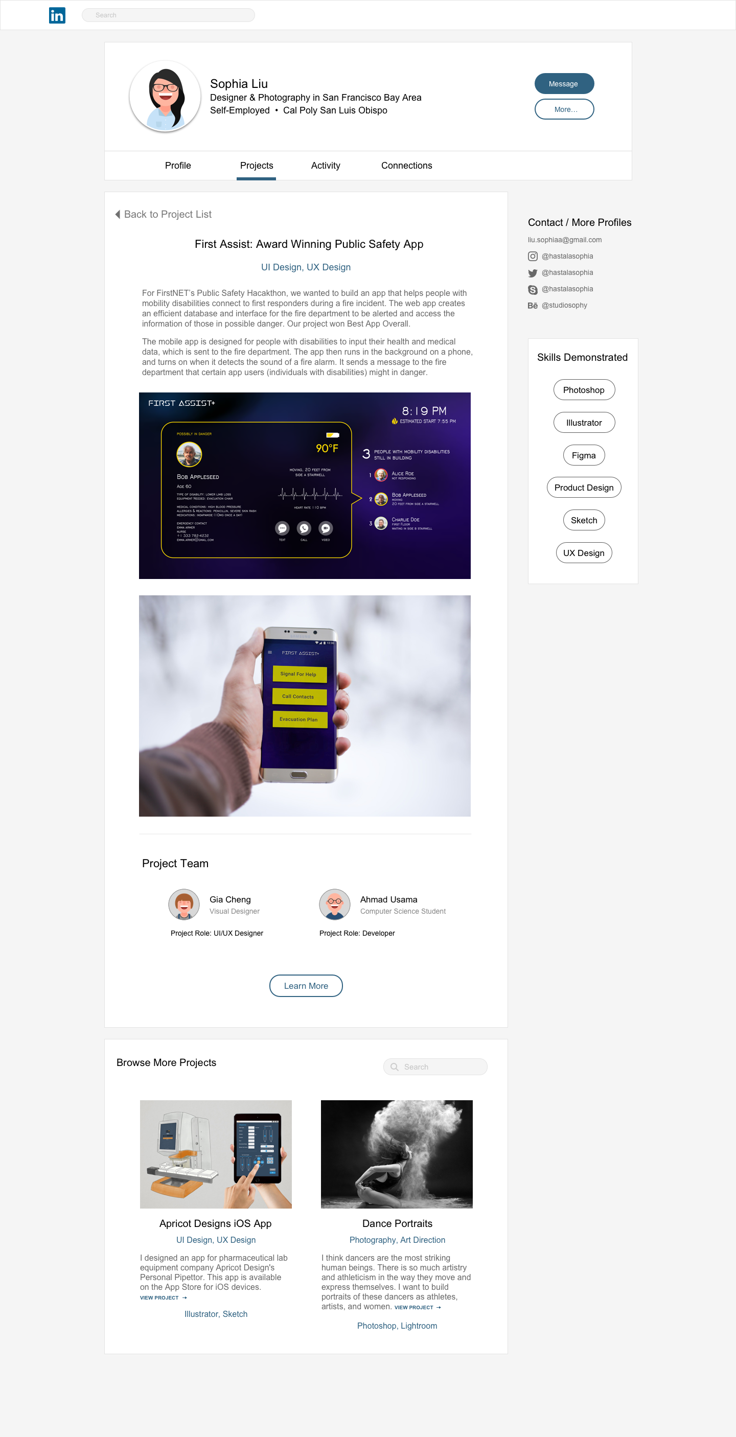 Linkedin Redesign Project Detail Final.png