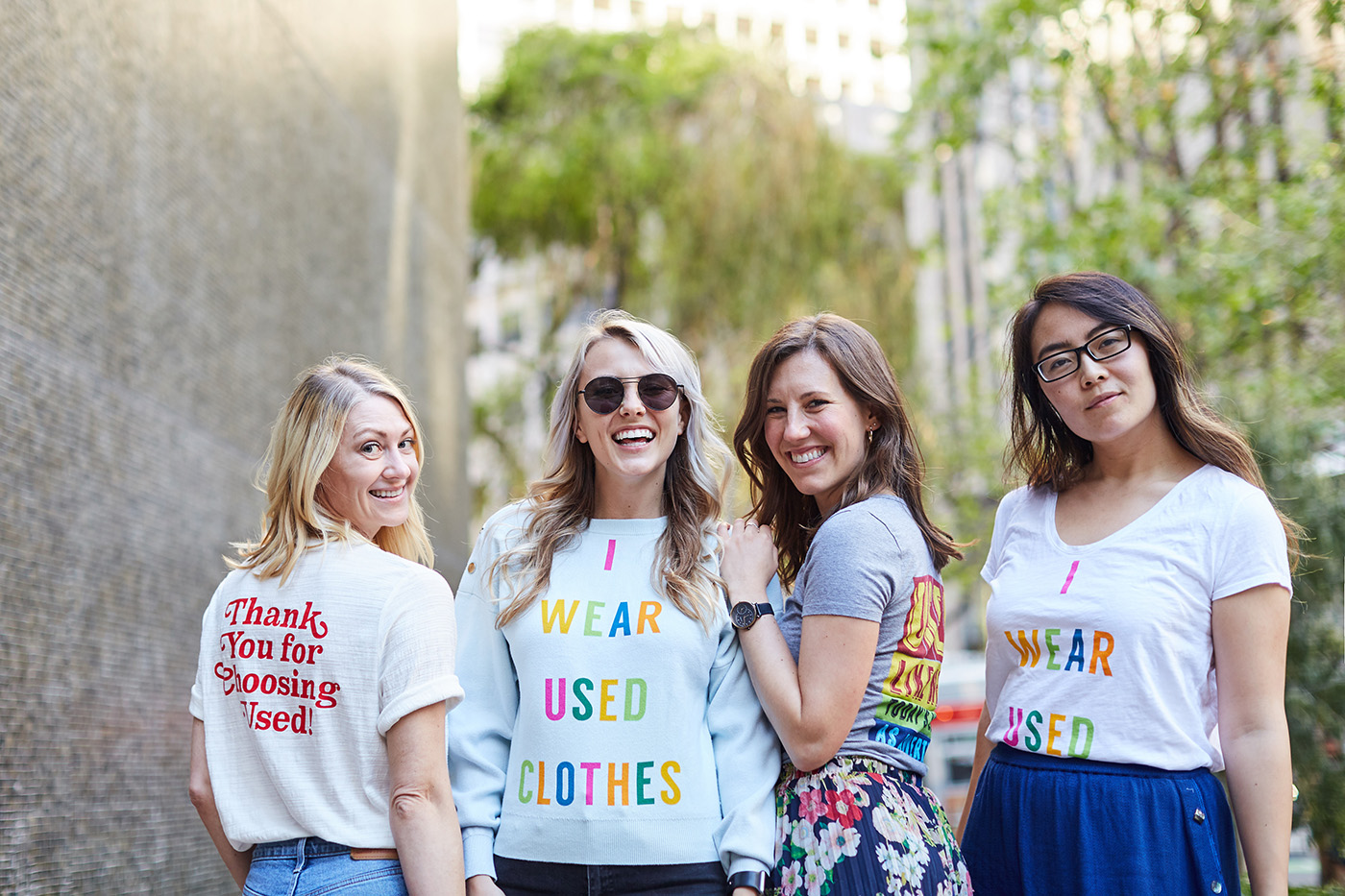 Learn more about #ChooseUsed and these cute tees  here .