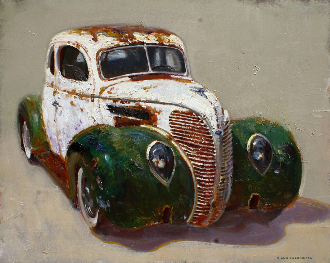 "Ford 32"" x 40"" A.C."