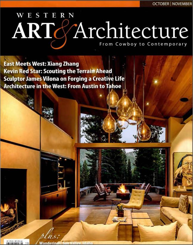 Western Art & Architecture (2014) - cover