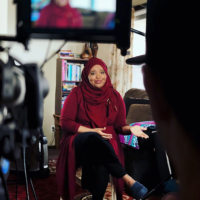 At CommondBond Communities, home is the foundation for everything in life. Capturing Ikram's story today was both inspirational and heartwarming.