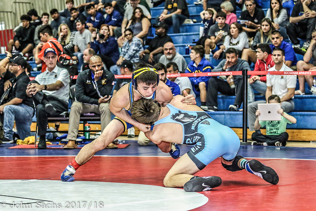 Brandon Paulson (Clovis) is ranked #16 in the Nation and has committed to wrestle at Cal Baptist