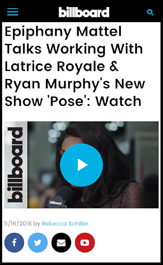 Billboard | Latrice